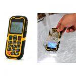 Senior Citizen Phone - Rugged, SOS, Quad Band GSM, Bluetooth